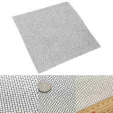 Drahtgewebe Edelstahl Insektenschutz Filter 0,500mm 500µm  //// bis zu 200x60cm