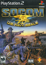 Socom Us Navy Seals PS2 Playstation 2 Game