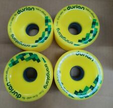 Orangatang Wheels Durian 75mm 86a yellow Longboard