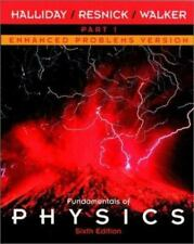 Fundamentals of Physics, Part 1, Chapters 1 - 12, Enhanced Problems Version