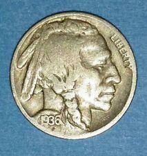 1936 San Francisco Mint Buffalo Nickel  ID #51-70