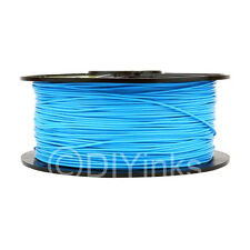Sky Blue PLA 3.0mm WYZworks 3D Printer Premium Filament 1kg/2.2lb
