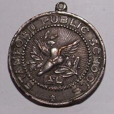1930 Stamford Public Schools , Lions Club , Silver Medal