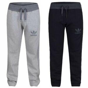 Adidas Originals Mens Spo Joggers Fleece Tracksuit Bottoms Sports Gym Sweatpants
