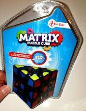MATRIX PUZZLE CUBE Style RUBIK'S CUBE  3X3  ROTATION / NEUF