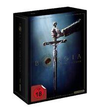 Borgia Box - Gesamtedition - Staffel 1+2+3 (1-3) - NEU OVP - 15 DVDs Komplettbox