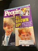 People Weekly April 24 1995 - Prince Williams - Prince Harry - Courtney Love