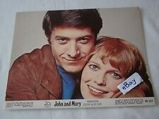 1969 JOHN AND MARY Hoffman Mia Farrow Movie Lobby Card Press Photo 8 x 10 C
