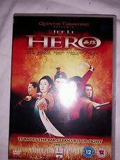 HERO DVD  JET LI