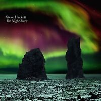 Steve Hackett - The Night Siren [CD]