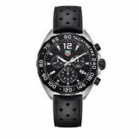 Men's Watch TAG Heuer CAZ1010.FT8024 Chronograph Formula 1 - Rubber Strap