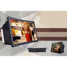 For 3D Movie Video Enlarge 3 times Phone Screen Magnifier Amplifier HD Expander