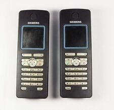 2 SIEMENS GIGASET CORDLESS HANDSETS S30852-S1751-S301-5