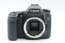 Canon 70D Digital SLR 20.2MP Camera Body [Parts/Repair] #343