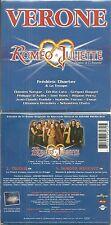 CD 2 TITRES - ROMEO ET JULIETTE : VERONE par FREDERIC CHARTER