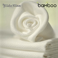 Kidz Kiss Bamboo Waffle Blanket [2 Sizes available]