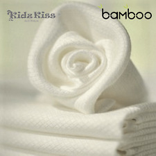 Kidz Kiss Bamboo Waffle Blanket [2 Sizes available]