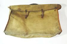 Alte Zither - Tasche Vintage 57x40x9 cm Stoff Leder !