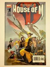 House of M, Issue #1 of 8
