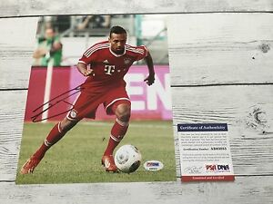 Julian Green Signed Bayern Munich FC 8x10 Photo PSA/DNA COA Autographed GO USA a