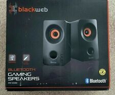 Blackweb Bluetooth PC Speakers