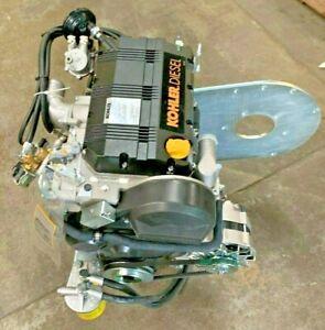 Kohler KDW1003 Diesel Engine 25HP 3 Cylinder