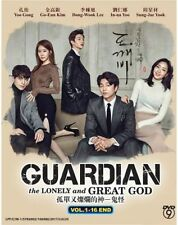 Goblin - Guardian The Lonely And Great God Korean TV Drama Dvd -English Subtitle