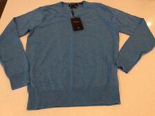 Ben Sherman Signature Sweater Blue Large NWT