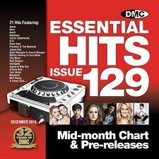 DMC Essentiel Hits 129 diagramme Music DJ CD