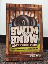 "Swim Tube - Snow Tube - Adventure Tube, Small - 32"""