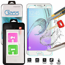 Genuine Tempered Glass Shockproof Screen Protector For Samsung Galaxy A7 2016