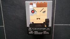 MEGA Bloks kubros T-800 Guardian Figura Kit Terminator Genisys, NUOVO