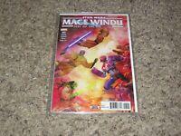STAR WARS: MACE WINDU JEDI OF THE REPUBLIC # 5 - 1st AHSOKA TANO MARVEL VF+