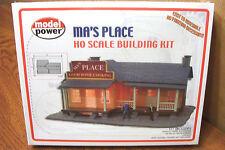 MODEL POWER HO SCALE BUILDING KIT MA'S PLACE