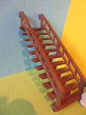 Aufbau große Treppe Holz breit DOM Kirche Ritterburg 3666 Playmobil 3667 3634