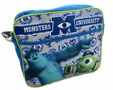 Monsters University kids school messenger  bags