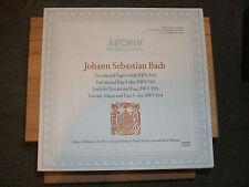Works of Johann Sebastian Bach:Organ Works:Toccata und Fuge d-moll, BWV 565 etc.