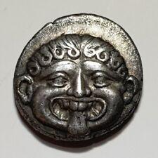 Scarce Macedon,Neapolis hemidrachm