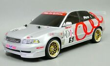 Tamiya 1/10 AUDI A4 QUATTRO Touring W/ Radio, Battery, Charger -RTR-