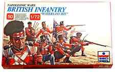 ESCI ERTL # 215 - 1/72 scale 1815 British and Highland Infantry - mint boxed set