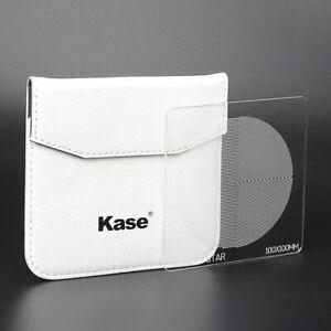 Kase 100x100mm Bright Star Focusing Tool Filter Focus Mirror Precision Assist