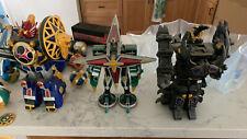 Power Rangers Ninja Storm Hurricane DX Megazord, Karakuri Giant Tenrai Senpuujin