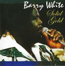Barry White - Solid Gold - Barry White CD