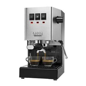 Ideal for: Beginner Home Espresso Gaggia Classic Pro Coffee machine.