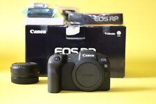 Canon EOS RP Gehäuse Kit - Schwarz