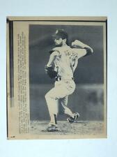 1989 AP Wire Photo Twins Rick Aquilera 7x9 MINT -