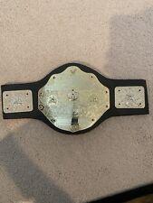 WWE World Heavyweight Wrestling Champion Belt 2003 JAKKS Pacific Toy Foam Title