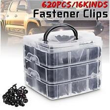 620 Pcs Fender Door Hood Bumper Trim Clip Body Retainer 16 Assortment For Toyota