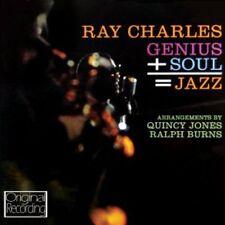 Genius + Soul = Jazz - Ray Charles (2012, CD NEU)