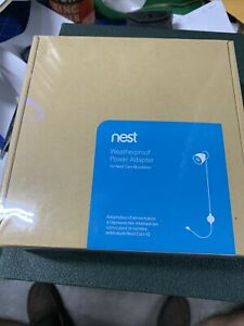 Nest weatherproof power adapter for Nest Cam Outdoor New And Sealed